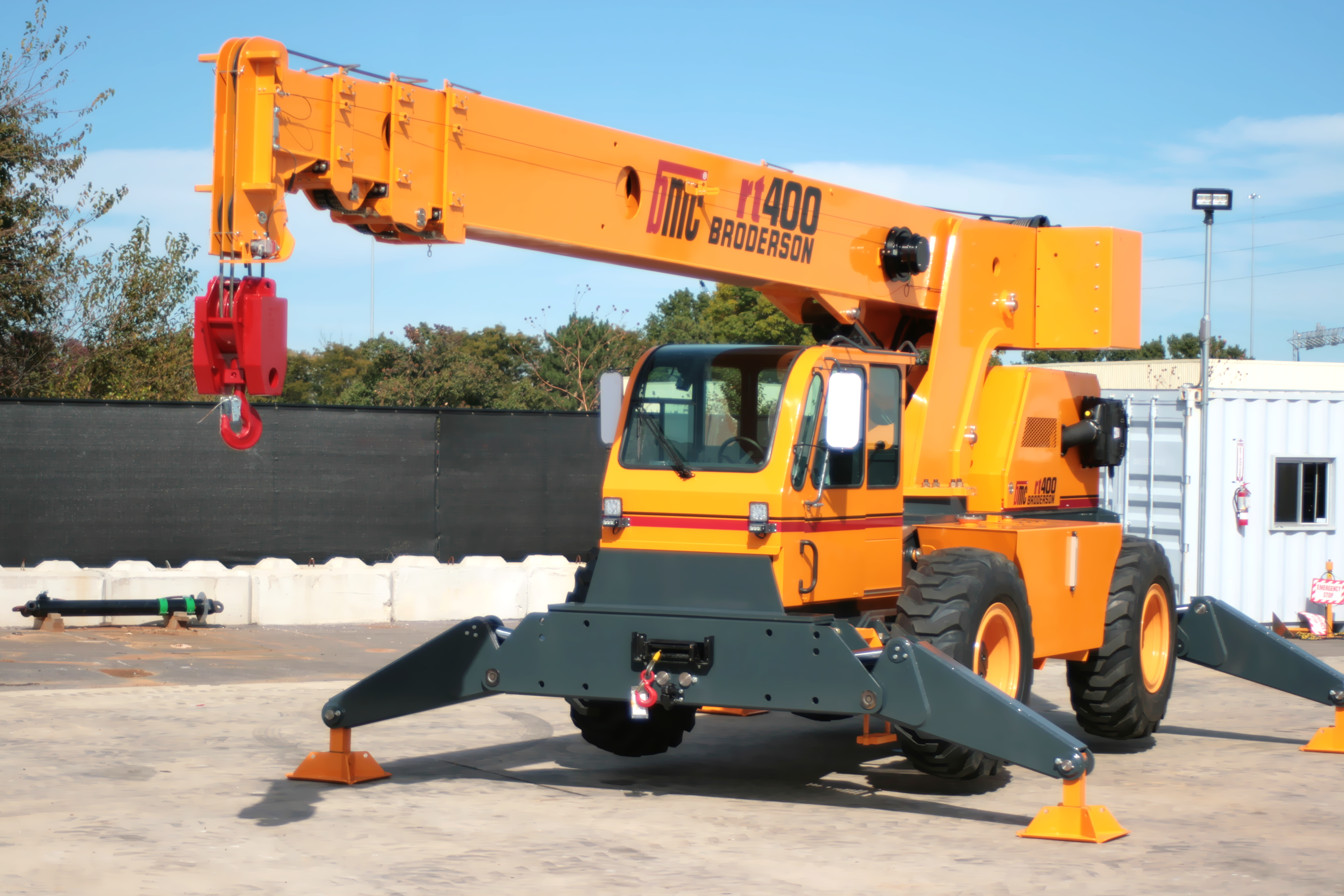 Broderson Plans a Broad Range of Introductions at ConExpo