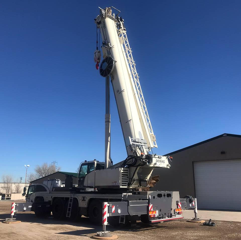 Used cranes for sale including boom trucks, truck cranes and