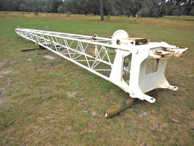 Crane Hotline: Item #205598: Crane Attachments :: TEREX